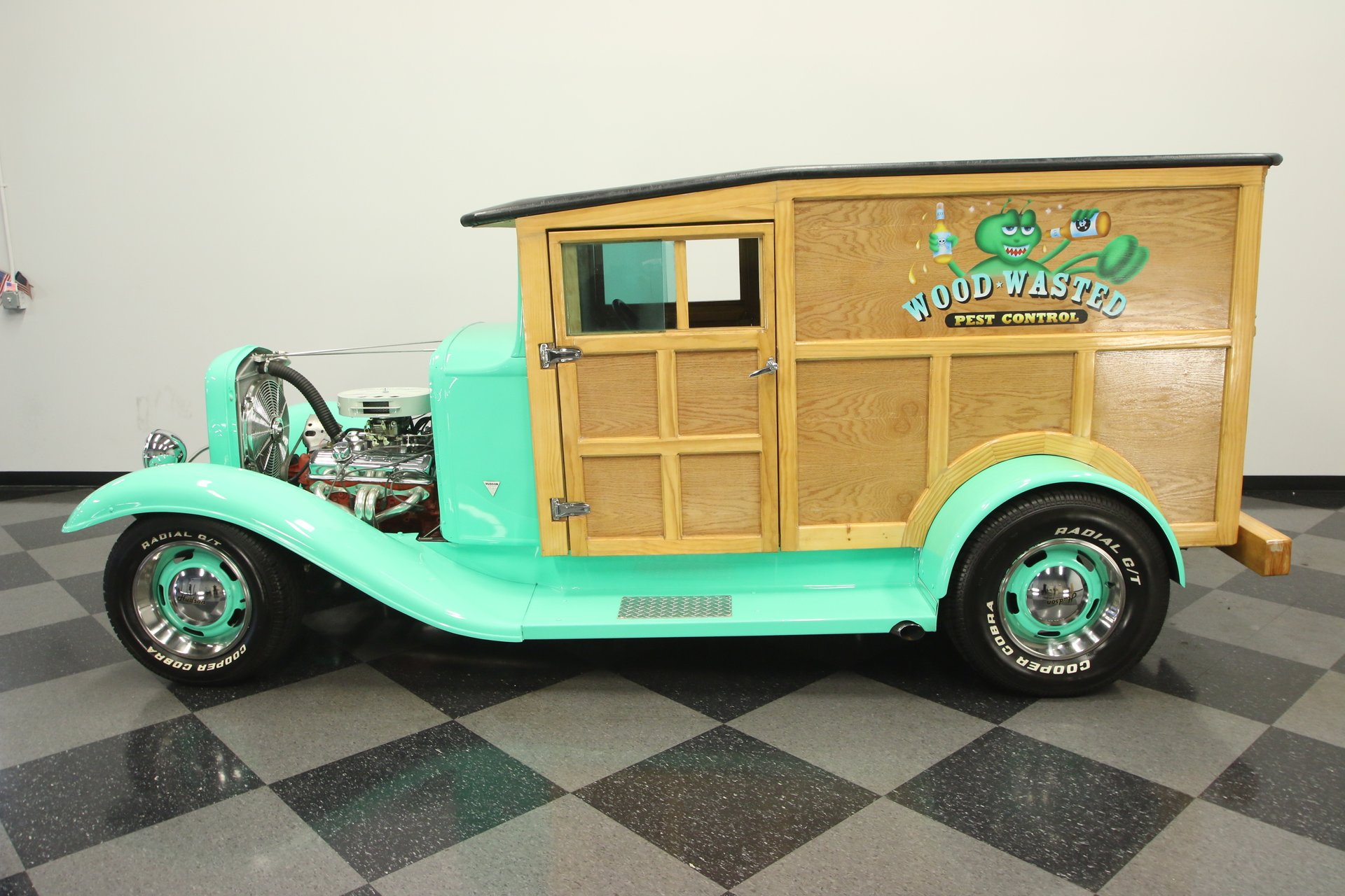 1928 hudson woody wagon