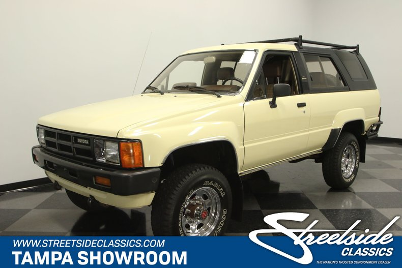 For Sale: 1985 Toyota 4Runner