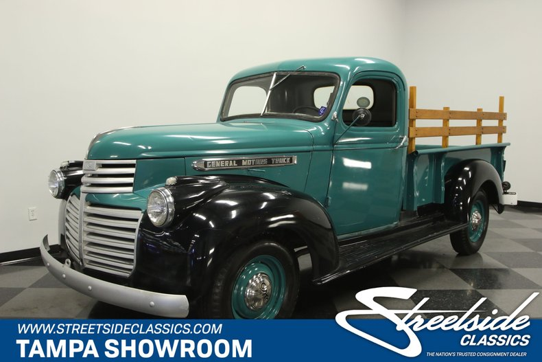 For Sale: 1947 GMC 1/2 Ton Pickup