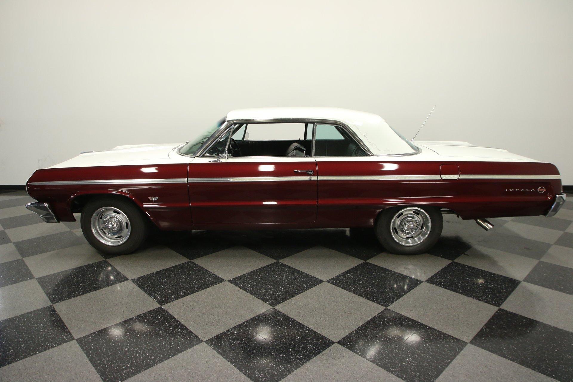 1964 chevrolet impala hardtop