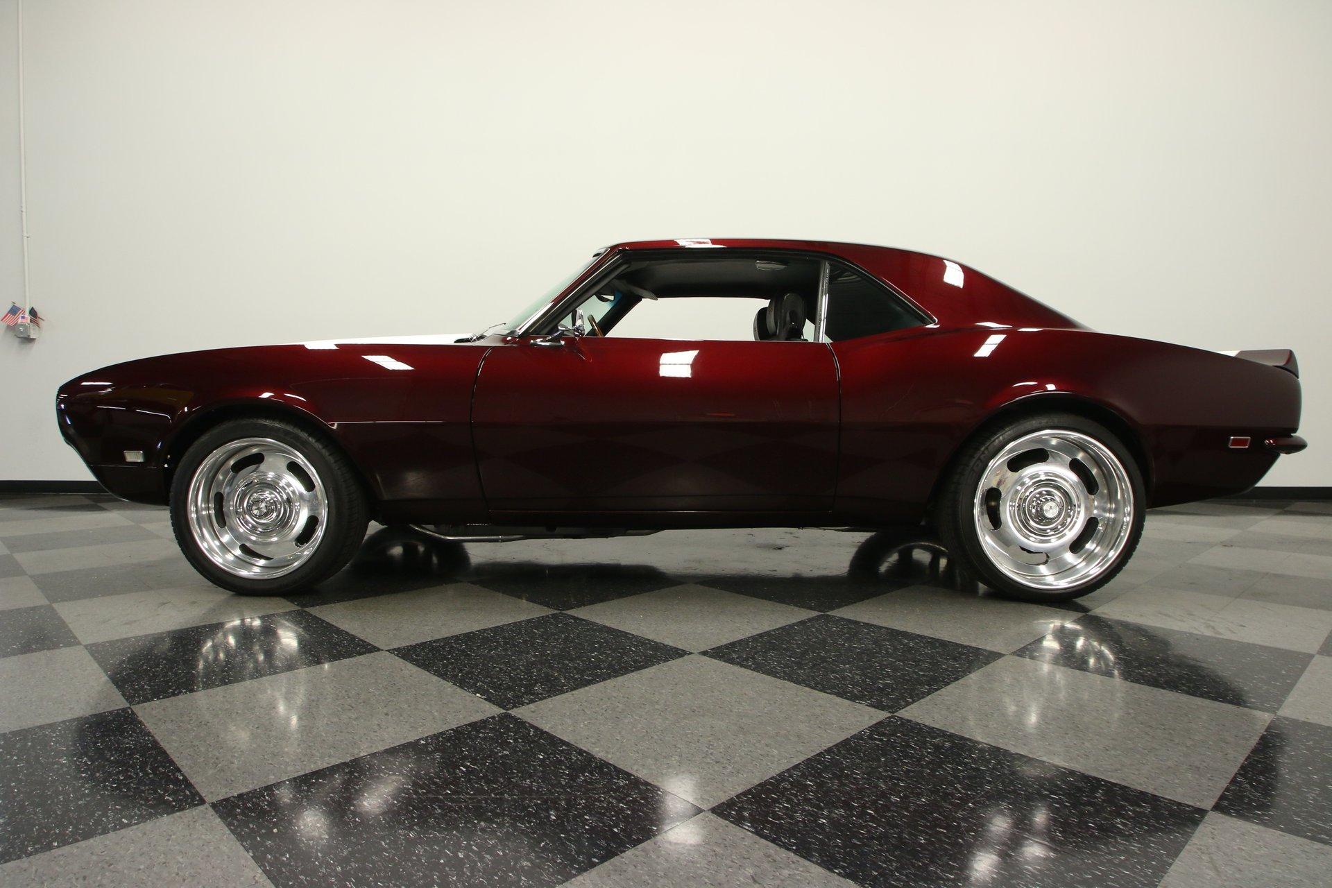 1968 Chevrolet Camaro   Streetside Classics - The Nation's Trusted