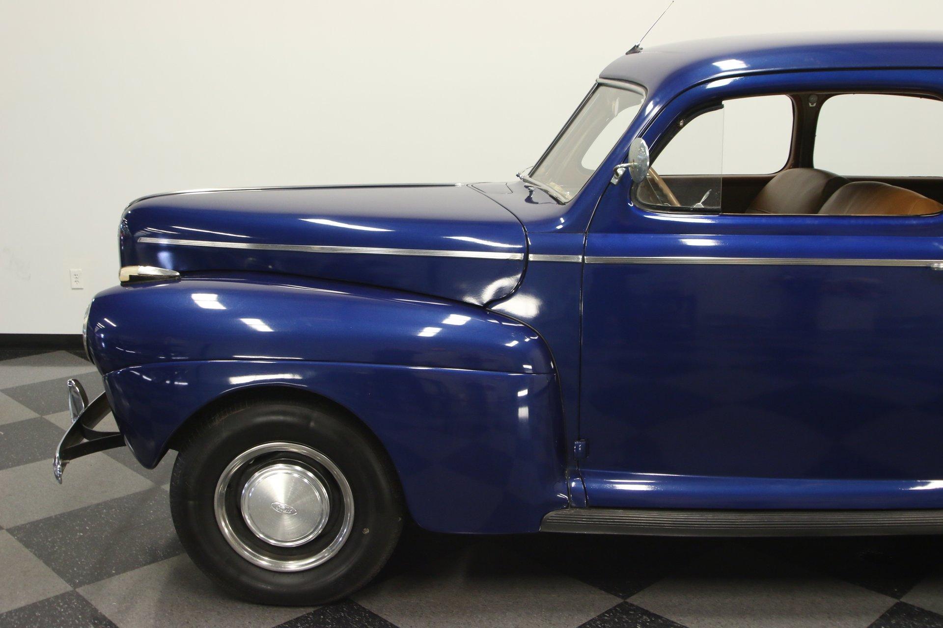 1941 Ford Streetside Classics The Nations Trusted Classic Car Mercury Flathead Engine View 360