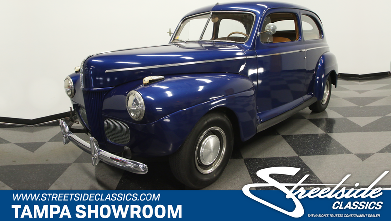 For Sale: 1941 Ford