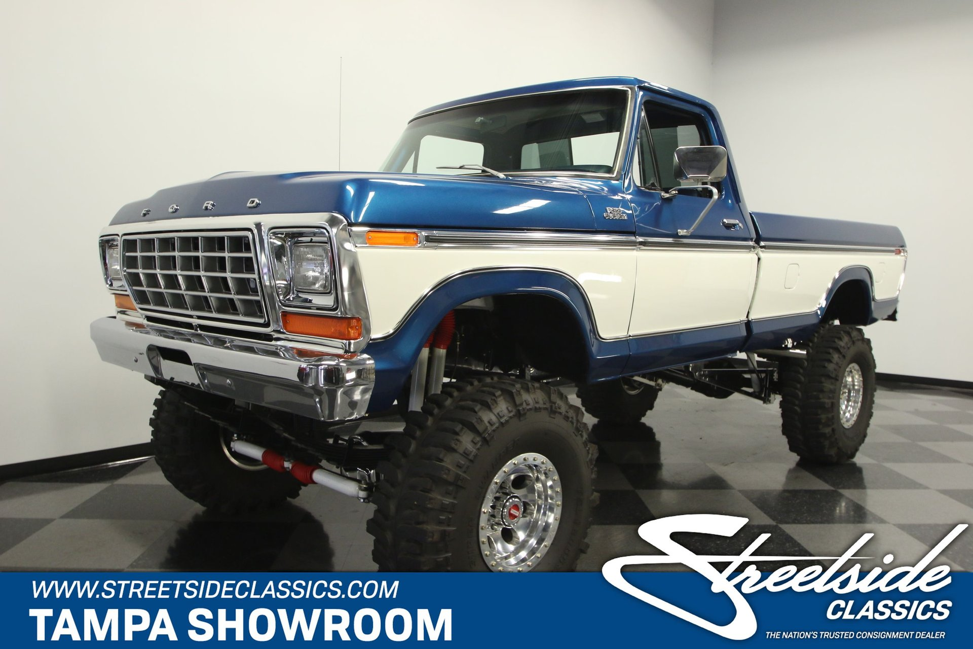 1978 Ford F 250 Classic Cars For Sale Streetside Classics The Nation S 1 Consignment Dealer