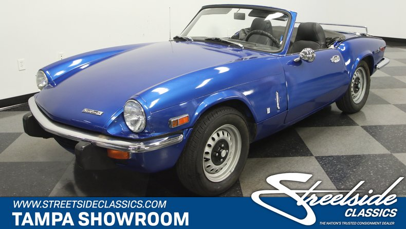 1971 Triumph Spitfire Streetside Classics The Nations Trusted