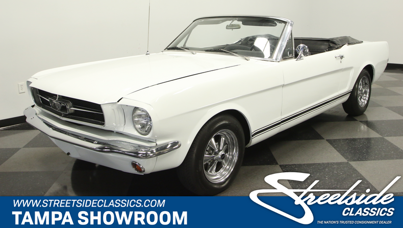 a05bd2e382c73b Email Us About This  1965 Ford Mustang Convertible
