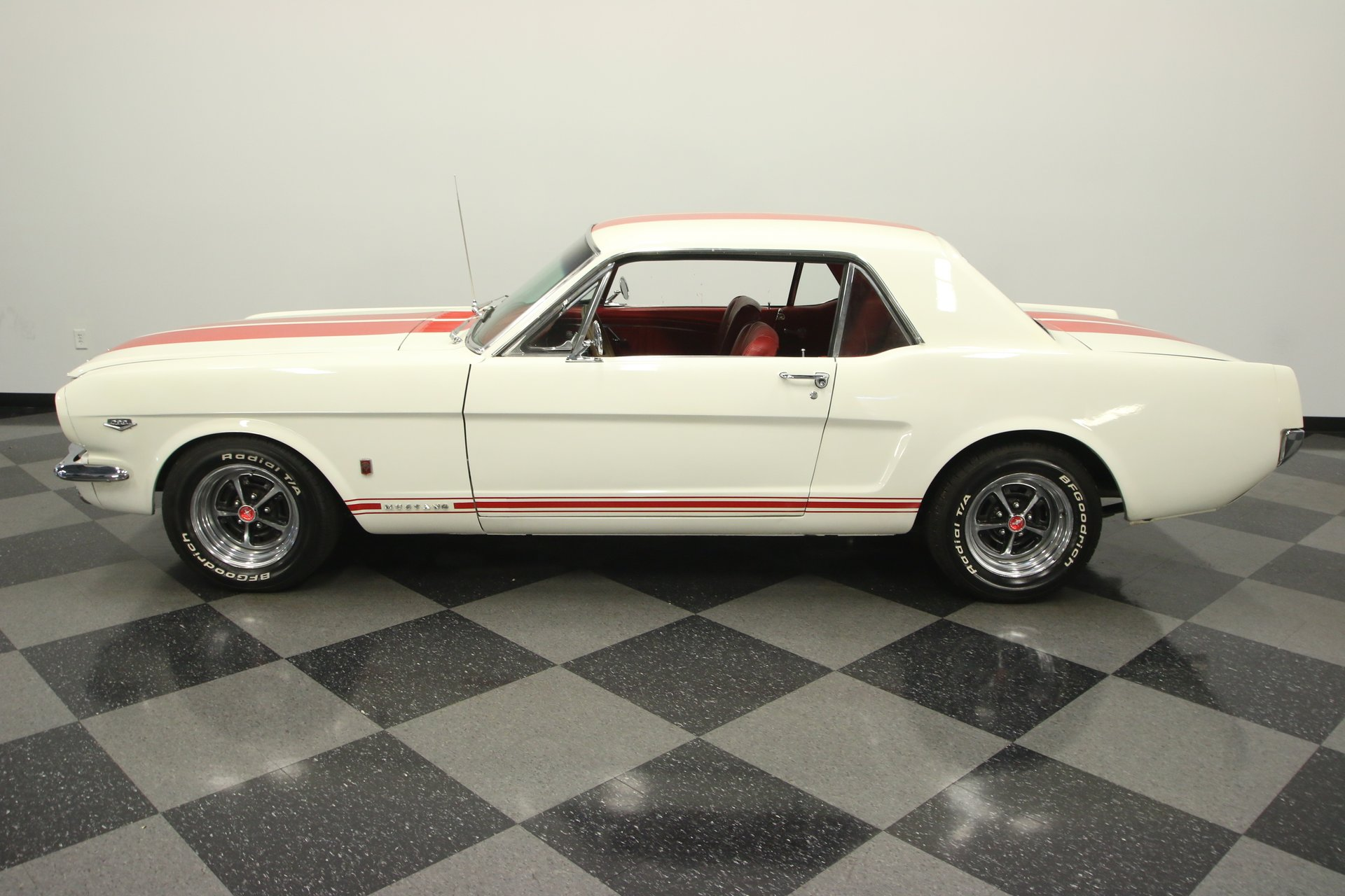 1965 ford mustang gt clone