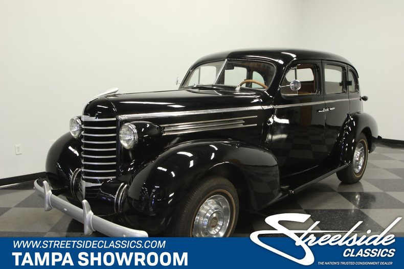 For Sale: 1937 Oldsmobile Six