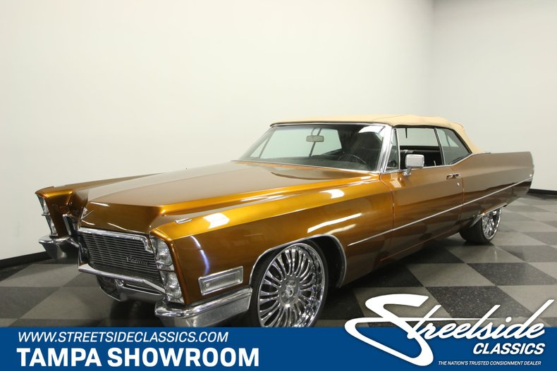 1968 Cadillac DeVille For Sale