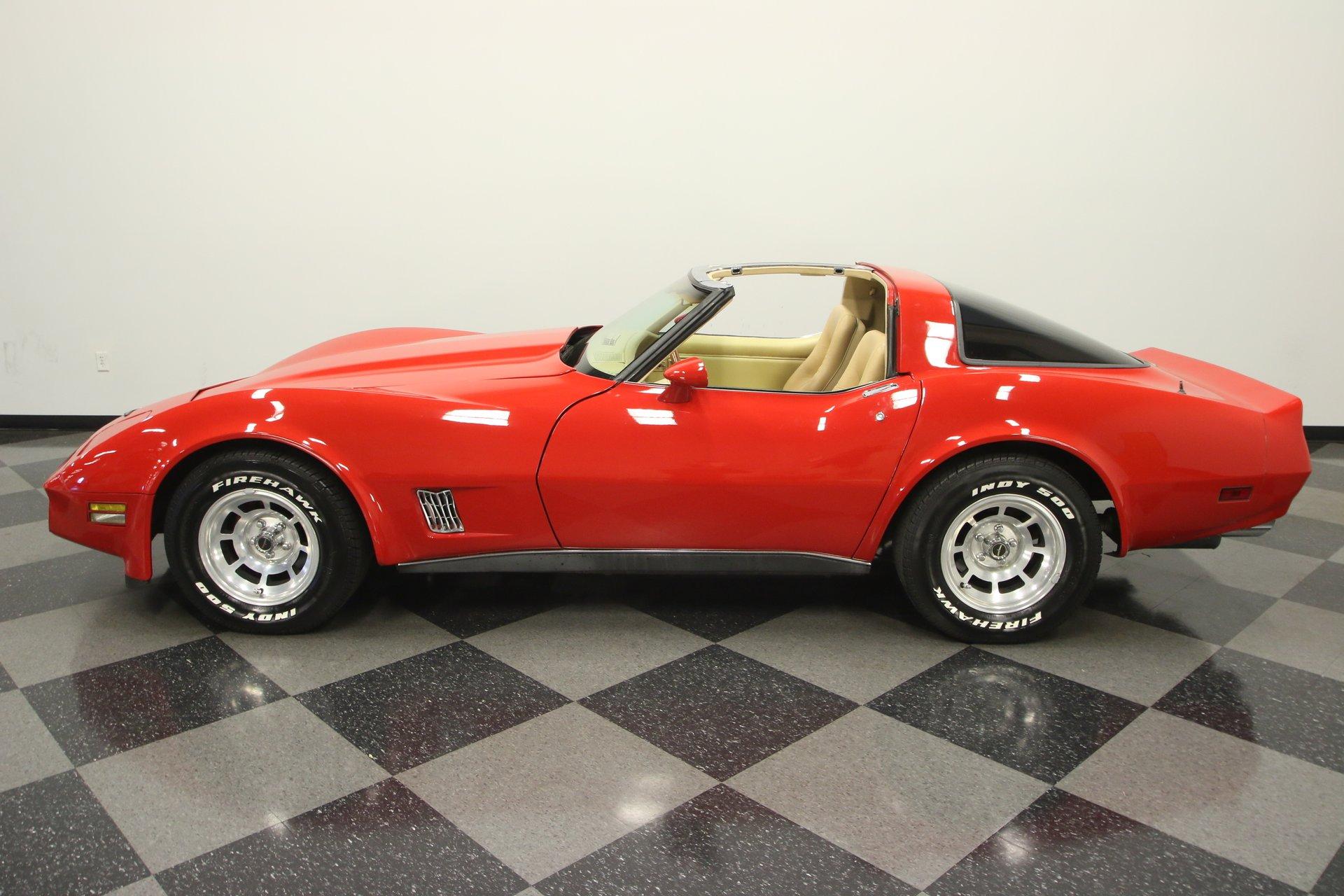 1980 chevrolet corvette 454