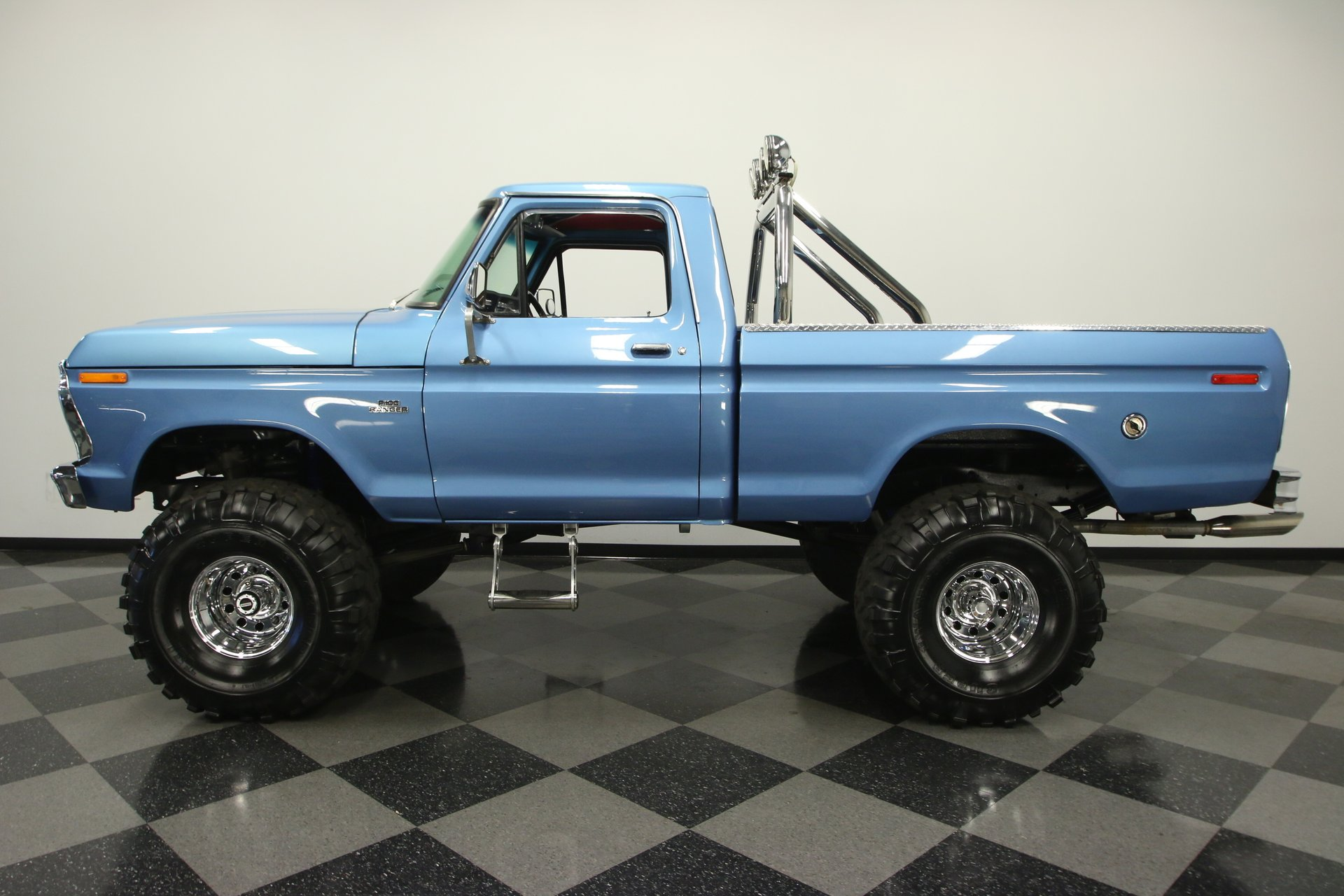 1976 ford f 100 4x4