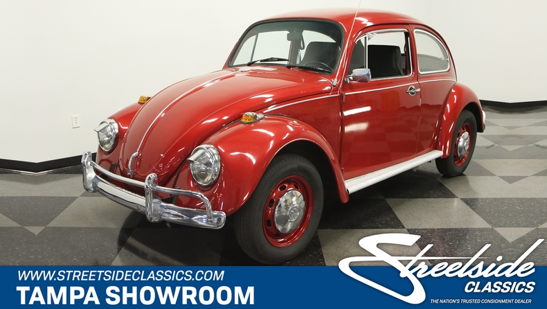 For Sale: 1968 Volkswagen Beetle