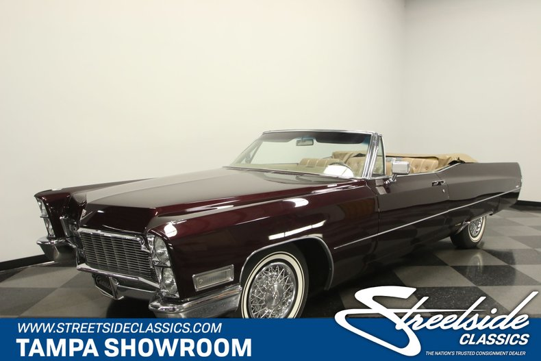 For Sale: 1968 Cadillac DeVille