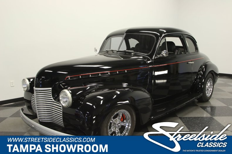 For Sale: 1940 Chevrolet