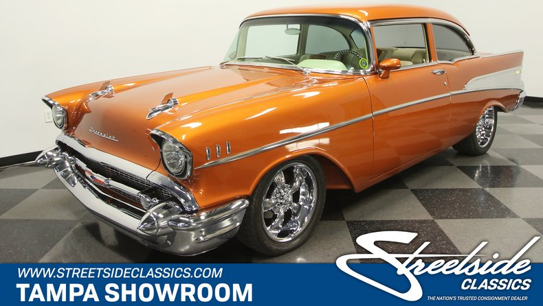 For Sale: 1957 Chevrolet 210