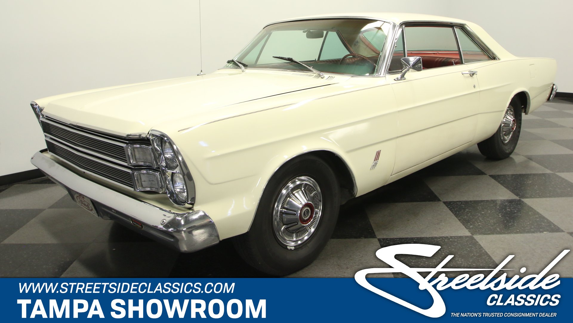 1966 Ford Galaxie Classic Cars For Sale Streetside Classics The Nation S 1 Consignment Dealer