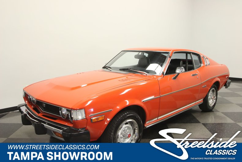 For Sale: 1976 Toyota Celica