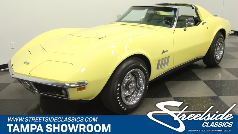 1969 Chevrolet Corvette | Streetside Classics - The Nation's