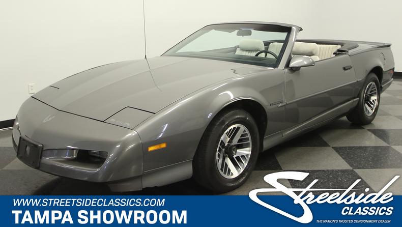 For Sale: 1991 Pontiac Firebird
