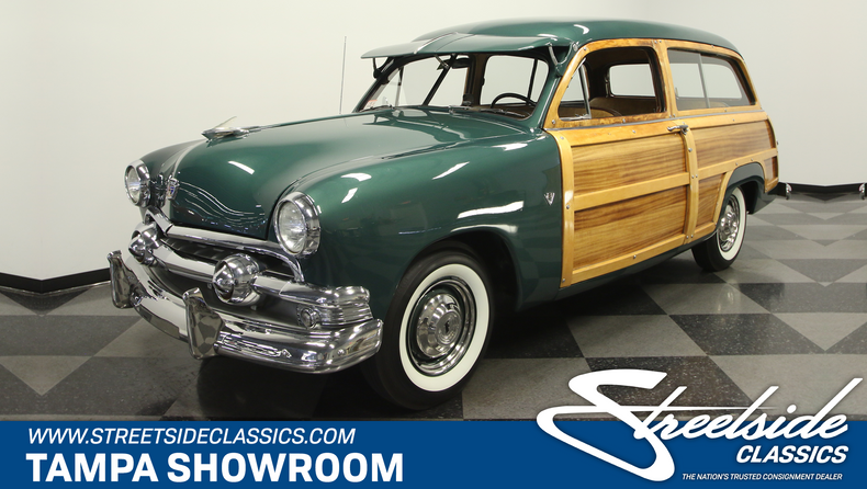 For Sale: 1951 Ford Country Squire