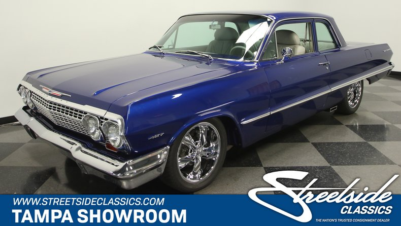 For Sale: 1963 Chevrolet Bel Air