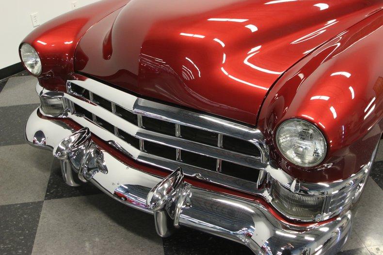 1949 Cadillac Series 62 22