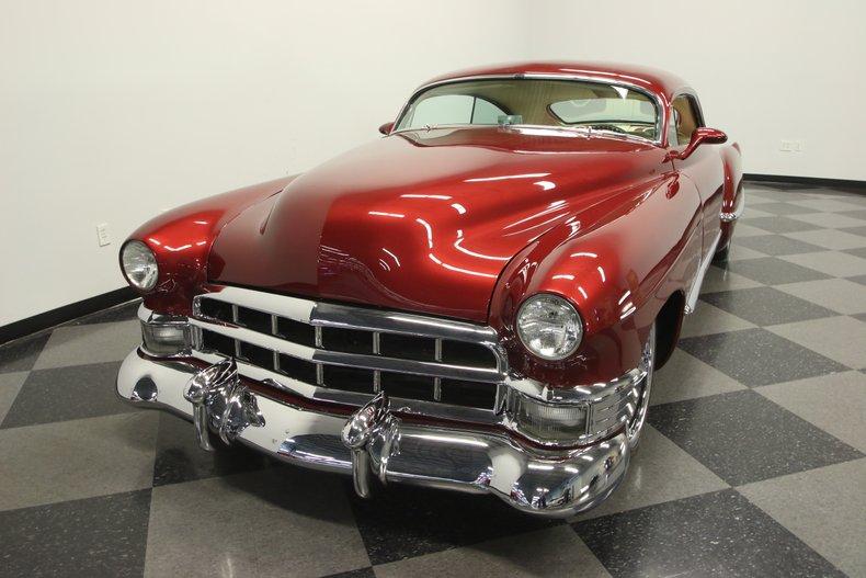 1949 Cadillac Series 62 20