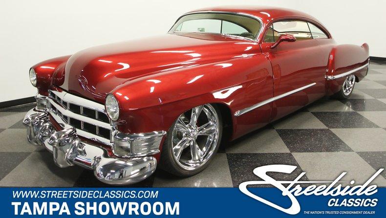 1949 Cadillac Series 62 | Streetside Classics - The Nation's