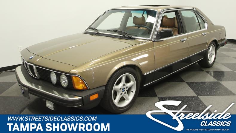 For Sale: 1985 BMW 735i