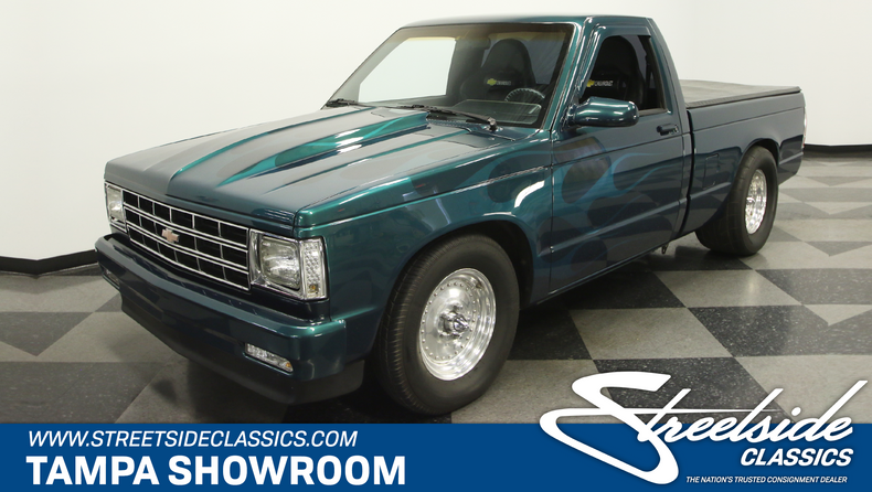 1989 Chevrolet S-10 For Sale