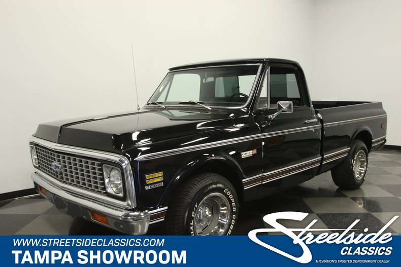 For Sale: 1971 Chevrolet C10