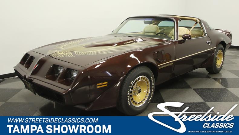 For Sale: 1981 Pontiac Firebird