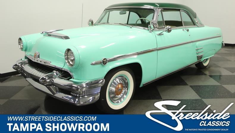 For Sale: 1954 Mercury Monterey