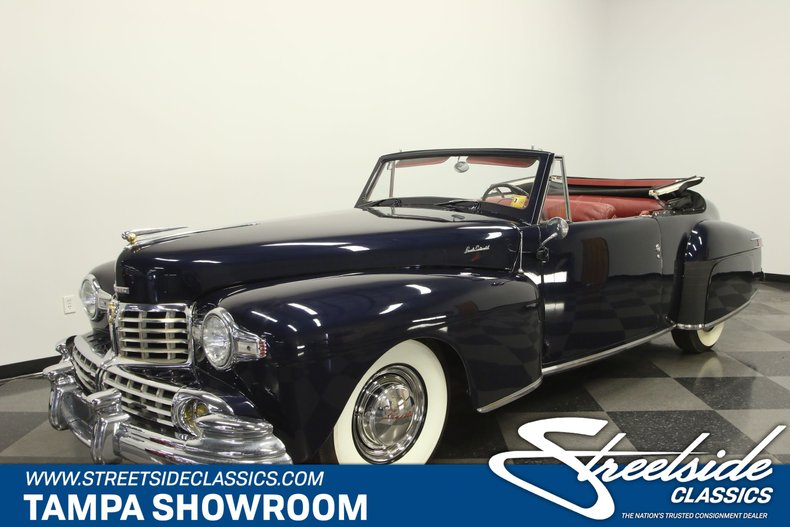 For Sale: 1947 Lincoln Continental