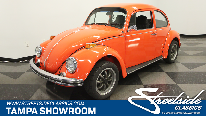 For Sale: 1973 Volkswagen Beetle
