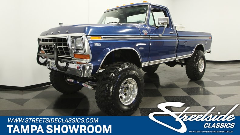 For Sale: 1978 Ford F-250