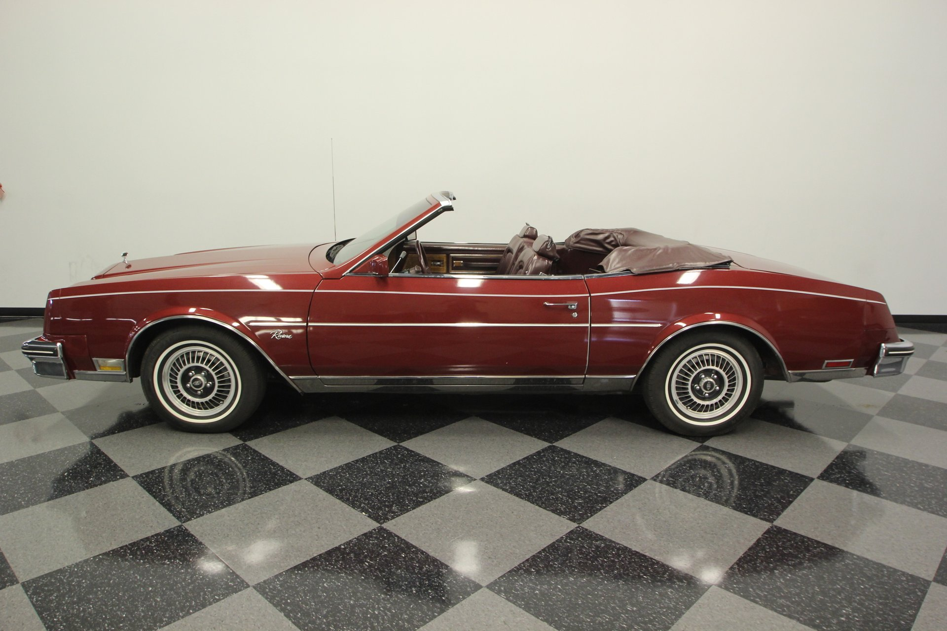 1985 buick riviera convertible 3 8 turbo