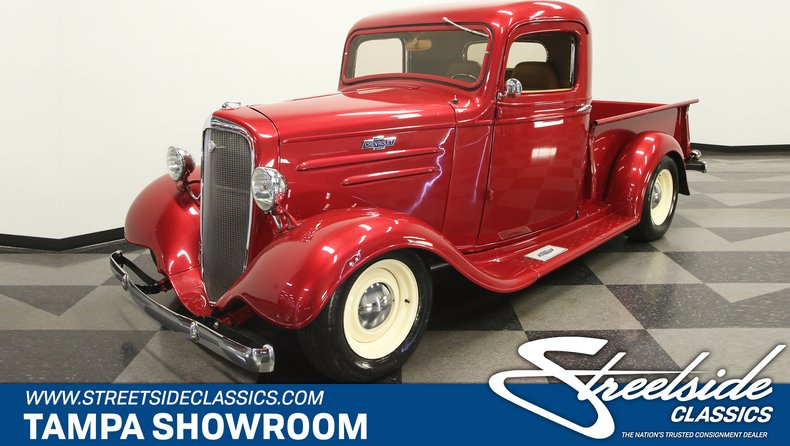 For Sale: 1936 Chevrolet 1/2 Ton Pickup