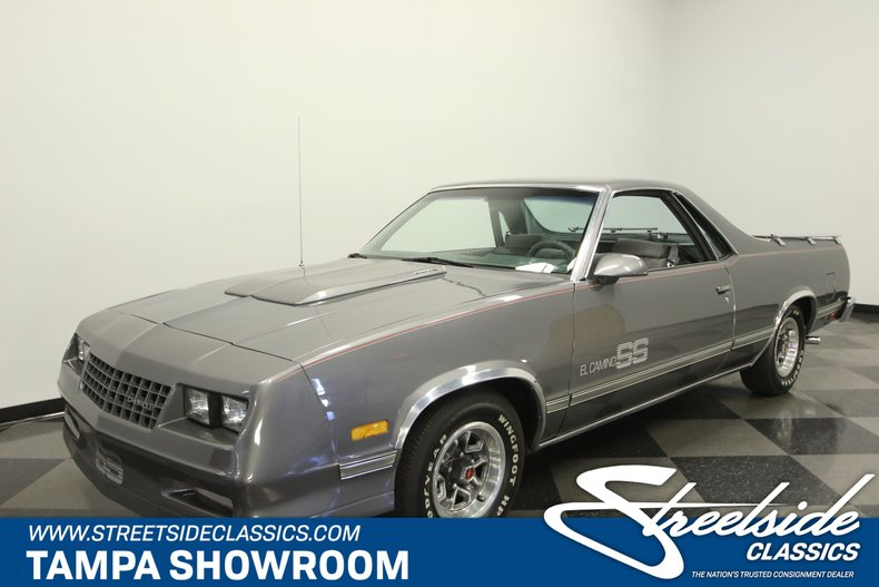 For Sale: 1986 Chevrolet El Camino