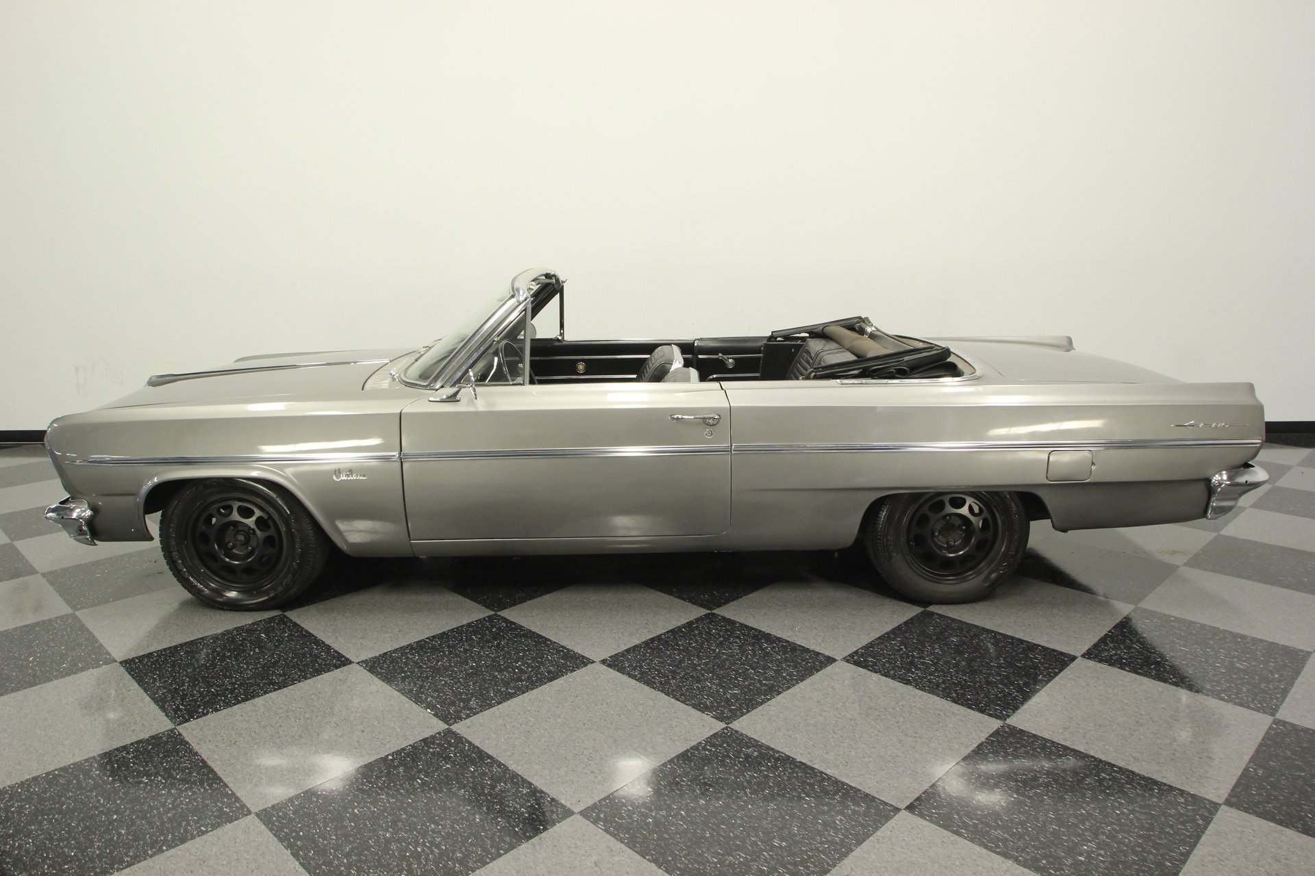 1963 oldsmobile cutlass f85 restomod