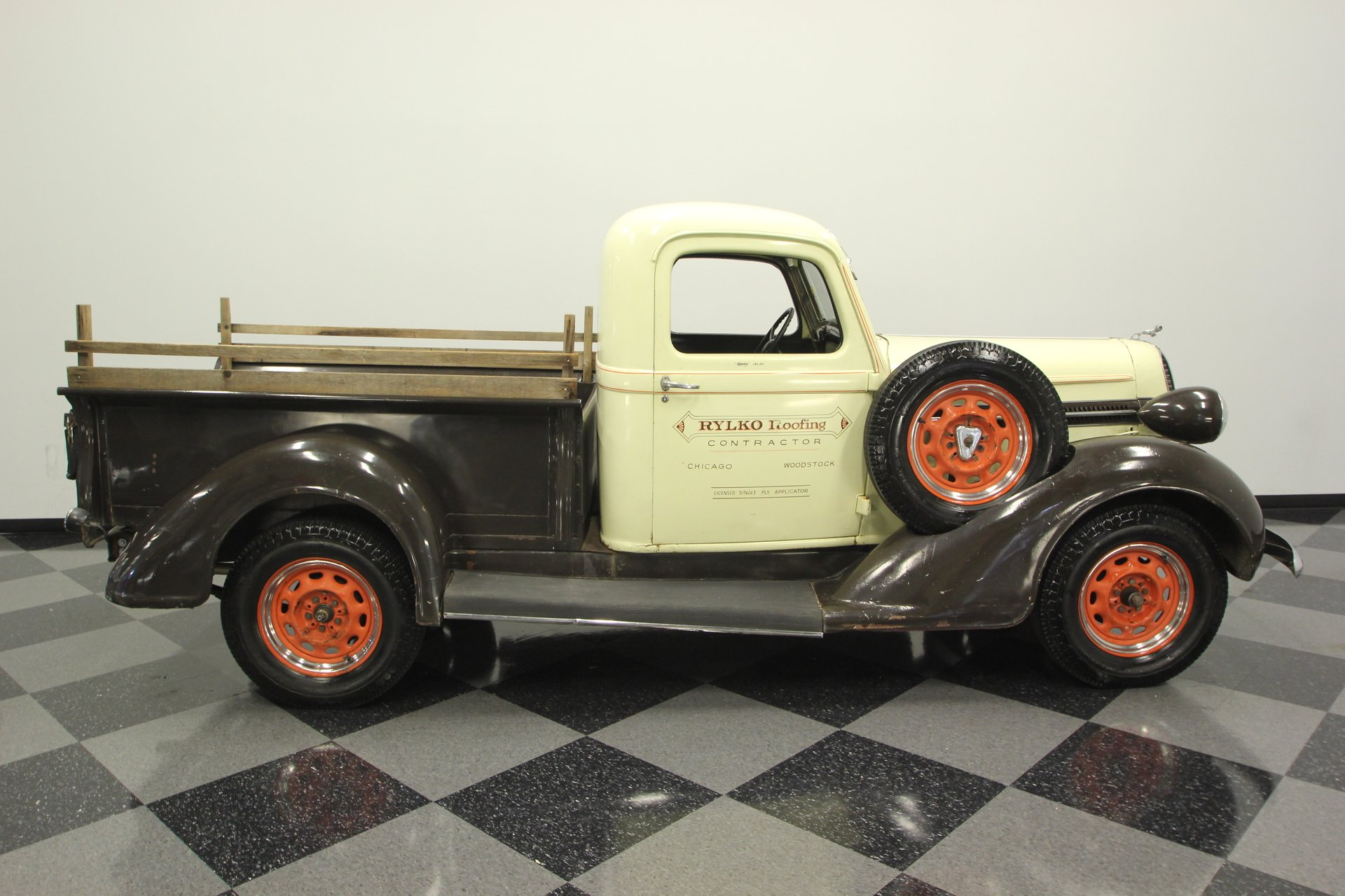 1937 Dodge LC 1/2 TON for sale #98206 | MCG
