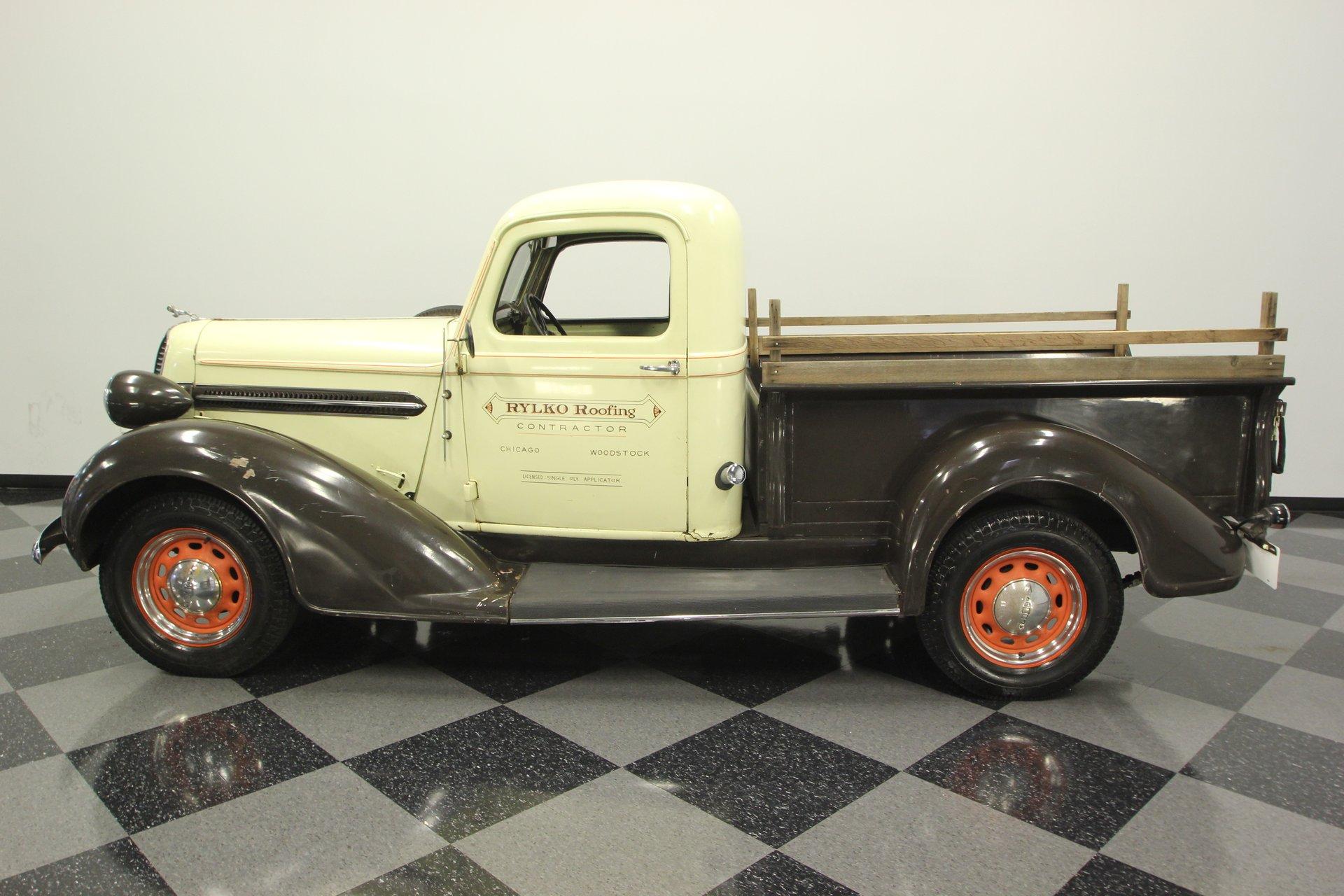 1937 dodge lc 1 2 ton