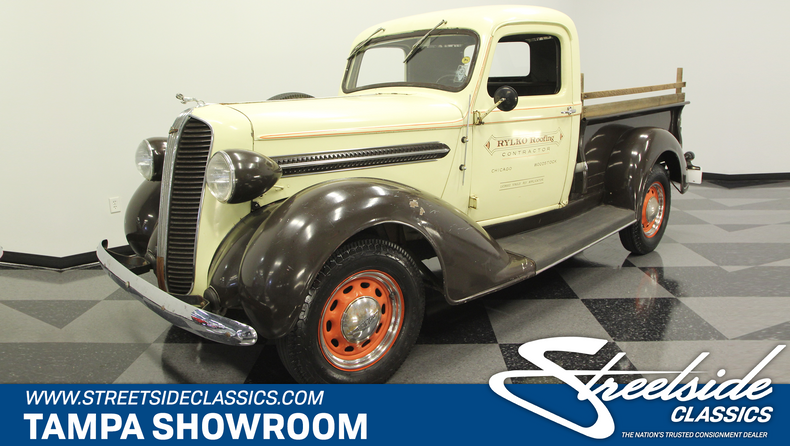 For Sale: 1937 Dodge LC 1/2 TON