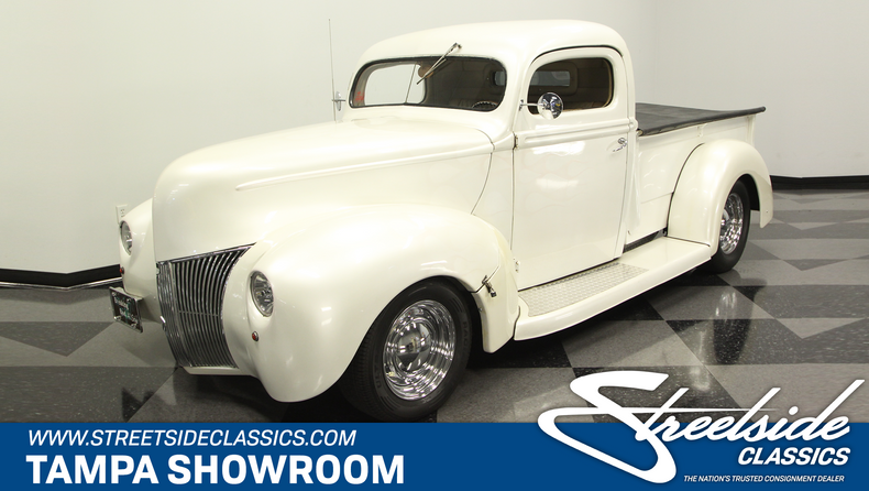 For Sale: 1941 Ford Pickup