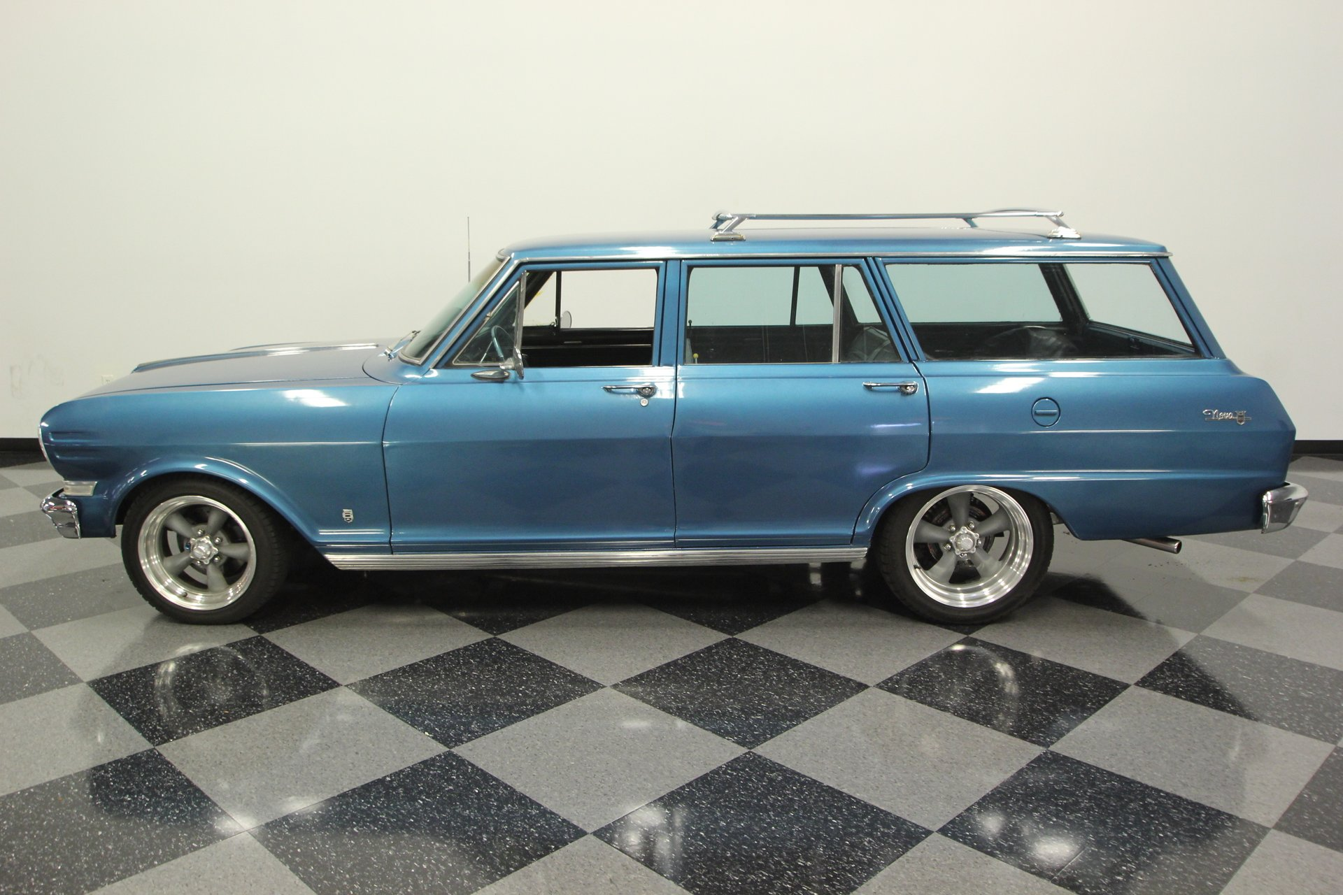 1963 chevrolet nova chevy ii wagon