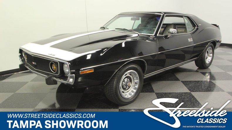 For Sale: 1974 AMC Javelin