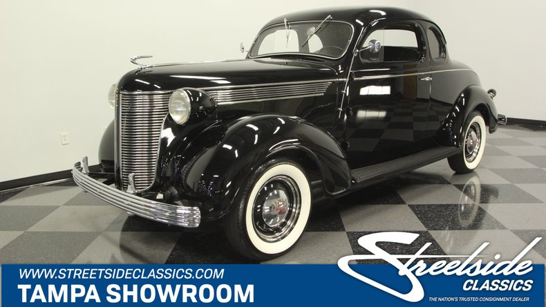 For Sale 1937 DeSoto Rumble Seat Coupe