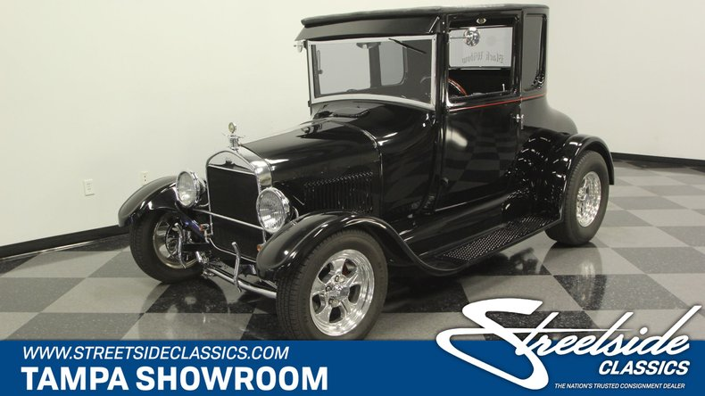 For Sale: 1926 Ford Coupe