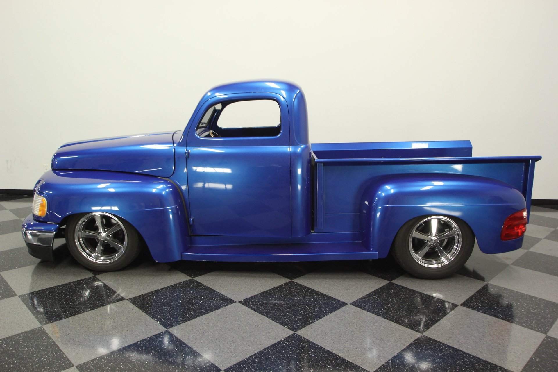 1948 ford f 1 restomod