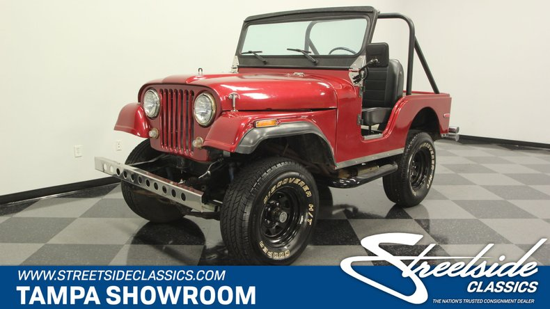 For Sale: 1959 Jeep CJ5